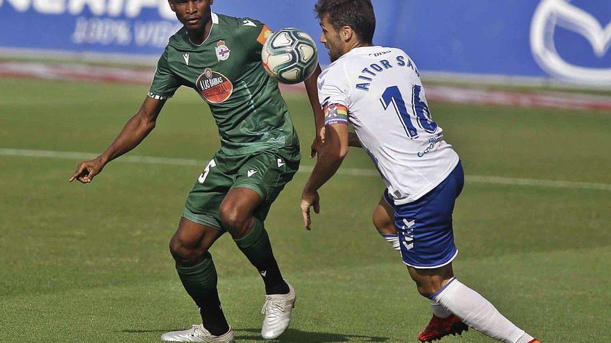 El Deportivo ata a Uche Agbo
