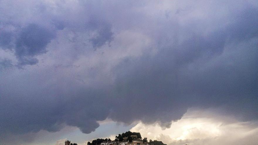 ¿Volverán las tormentas a Castellón?