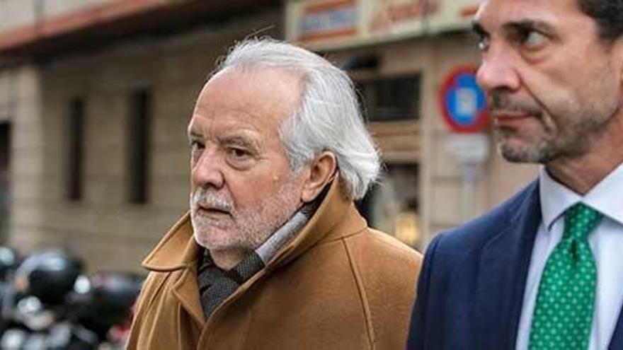 Bartolomé Cursach recusa al juez Morell en la pieza principal de su caso