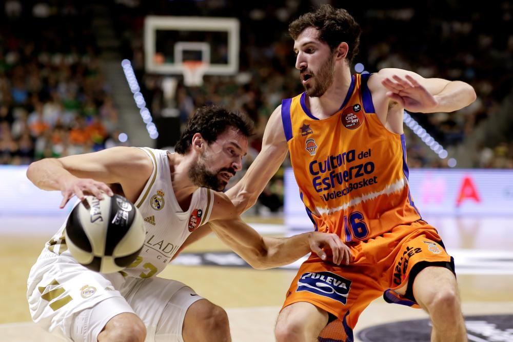 Real Madrid - Valencia Basket