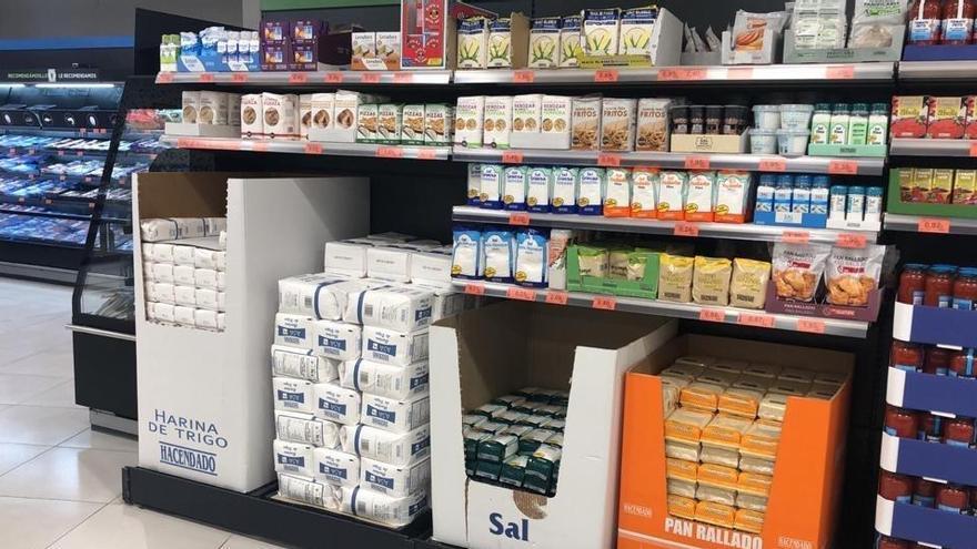 Mercadona duplica las ventas de bicarbonato de sodio por la crisis del coronavirus