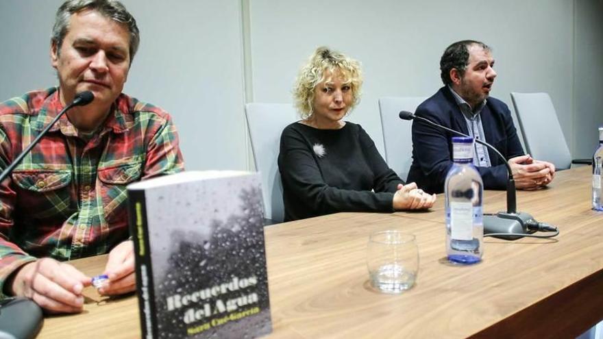 La mafia japonesa se extiende a Asturias en el libro de Sara Cué