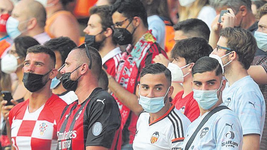 Comunicado oficial del Valencia CF sobre la afición y Mestalla