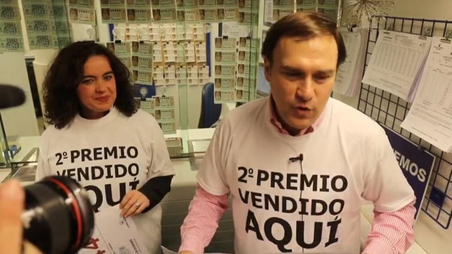Córdoba recoge algo más de un millón de los 43,8 millones que jugaba a la lotería