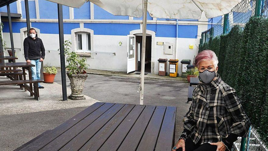 El albergue municipal, con el aforo a la mitad por el covid, recibió en verano a 800 peregrinos