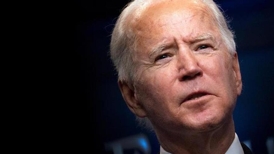 Biden está dispuesto a negociar el paquete de estímulo