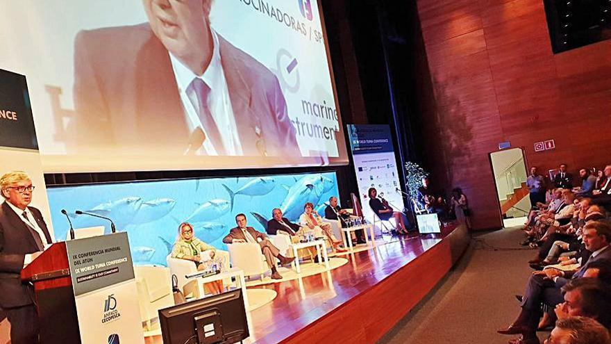 La Conferencia Mundial del Atún calienta motores
