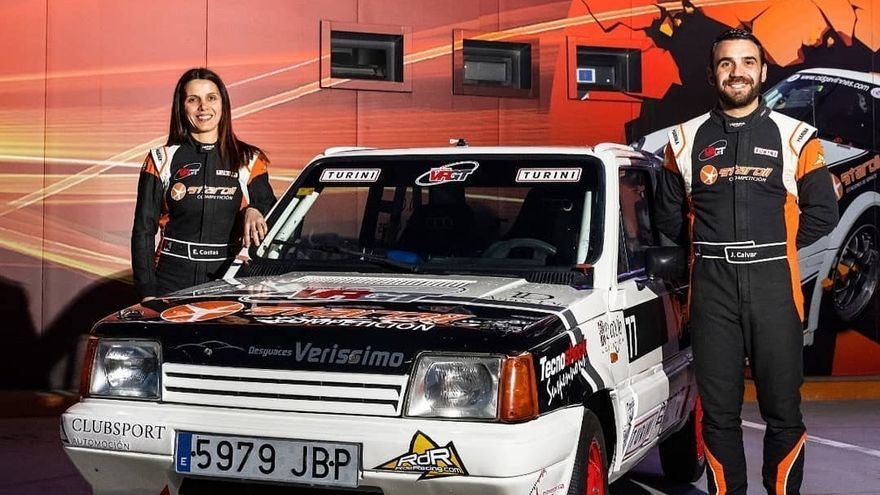 Este fin de semana se disputa el VI Rally Picos de Europa