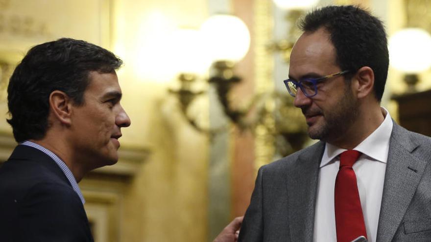 "Hernando: ""Sánchez iba a ser padrino de mi hija"""
