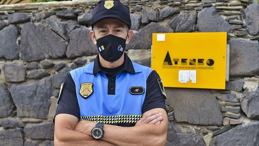 Policía a los 56 años