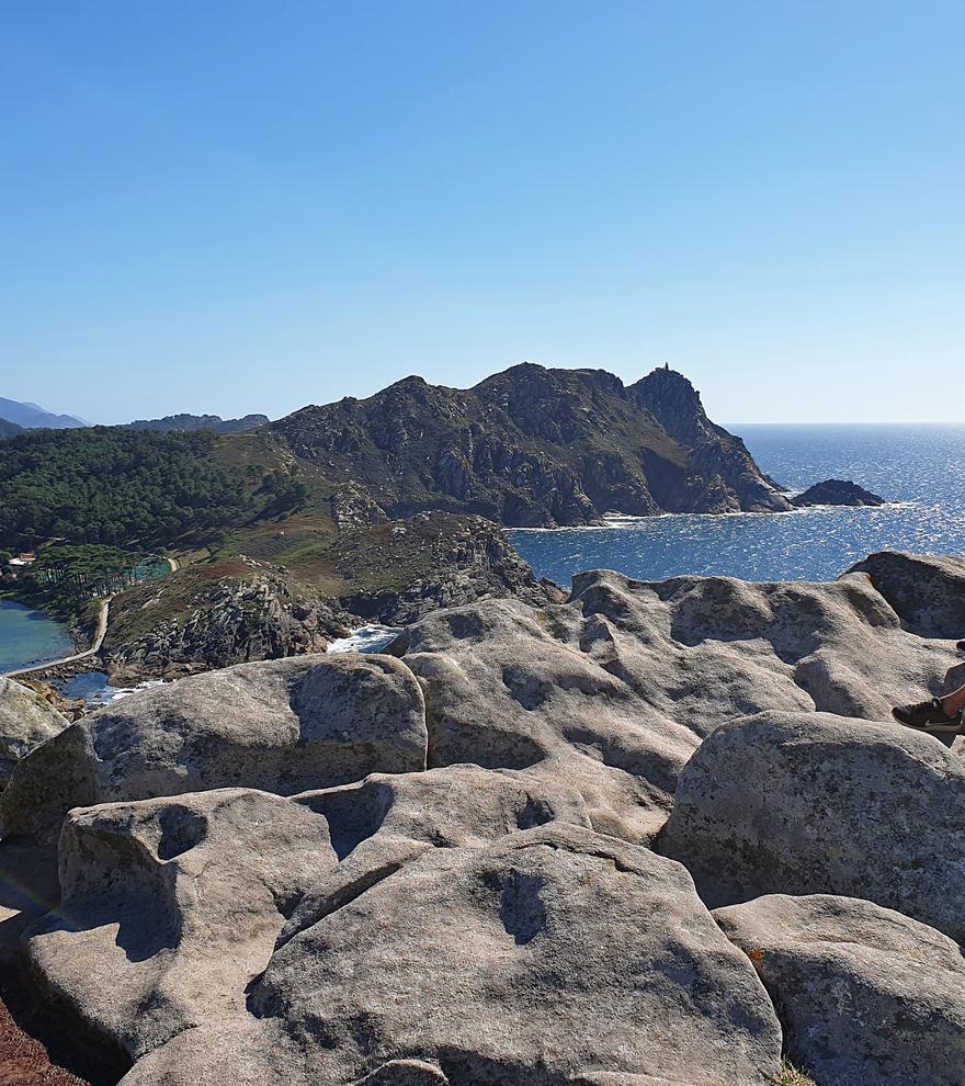 Islas Cíes: las cuatro rutas de senderismo que te dejarán boquiabierto