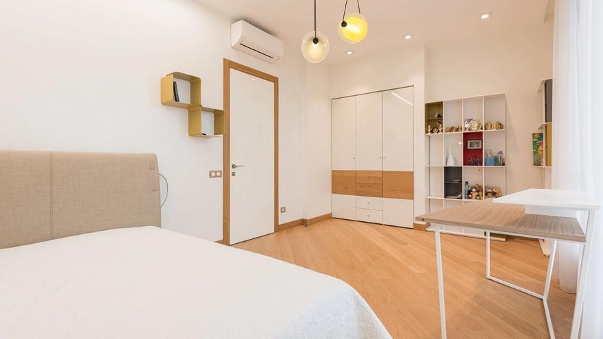 Trucos para ganar espacio en casa y hacer que tus habitaciones parezcan más grandes y estilosas