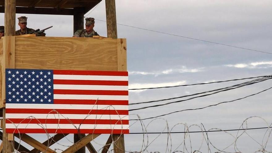 """El Gobierno de Biden asegura que """"su intención"""" es cerrar Guantánamo"""