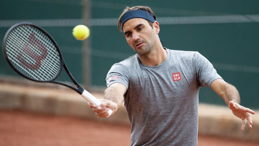 Andújar amarga el regreso de Federer tras su lesión