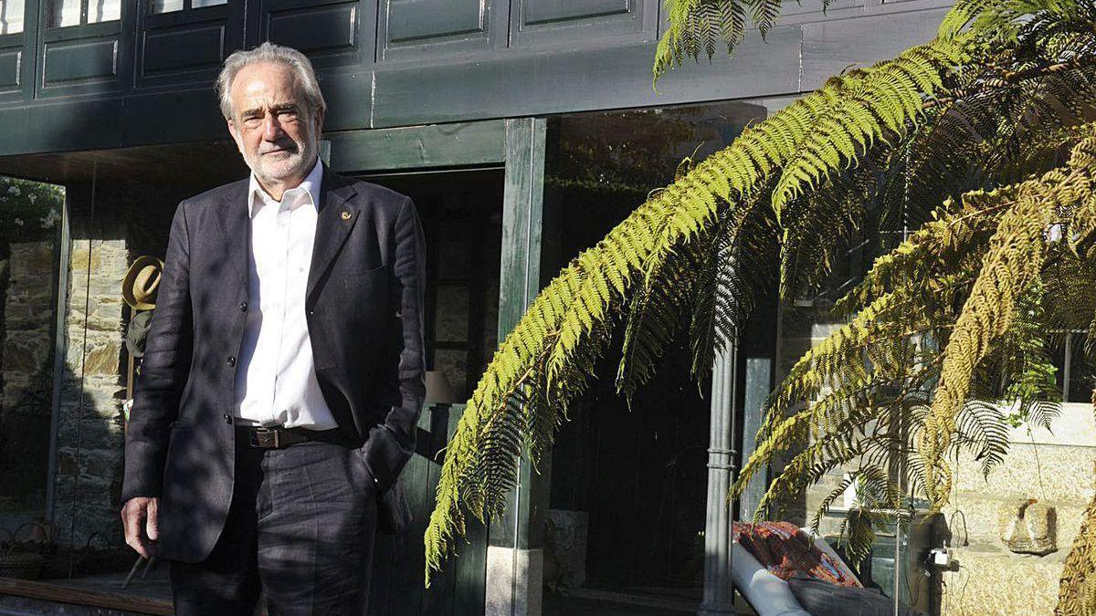 Rafael Astor, exingeniero municipal de Oleiros.