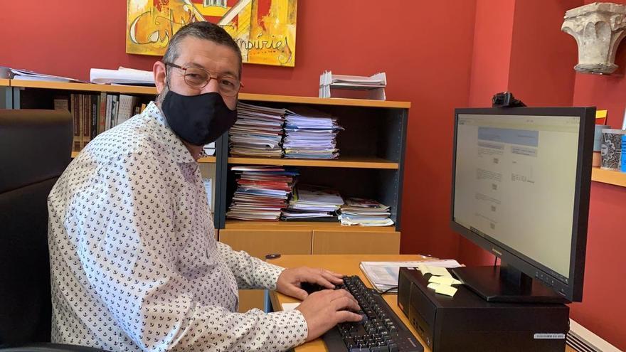 """Salvi Güell: """"Hem complert amb el que sempre hem dit en treure la zona blava"""""""