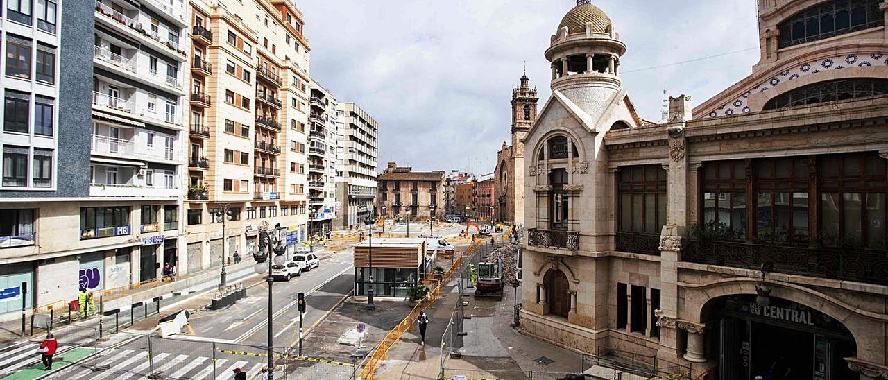 Archival defiende el hotel de los palacios de Exarchs para dinamizar Ciutat Vella