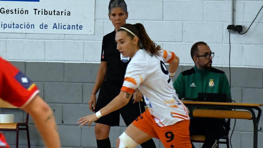 Victoria de la UA (4-1) ante el Leganés en un buen partido