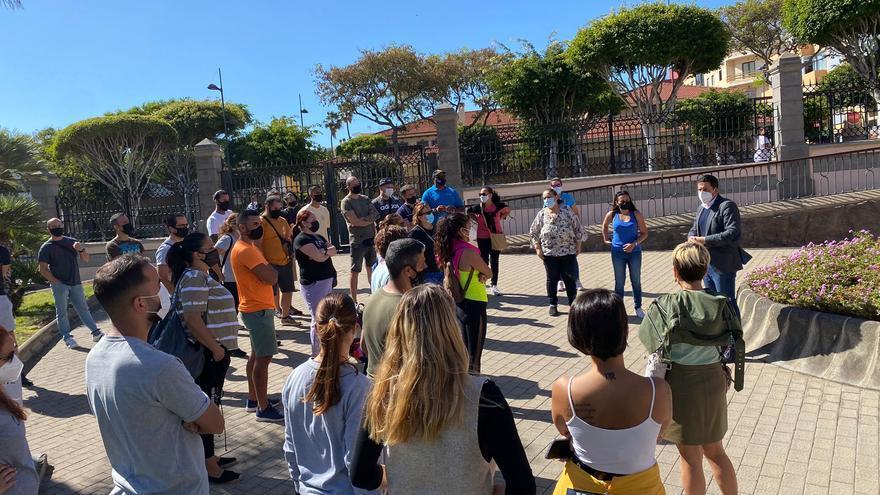 El polideportivo de San Juan cierra indefinidamente