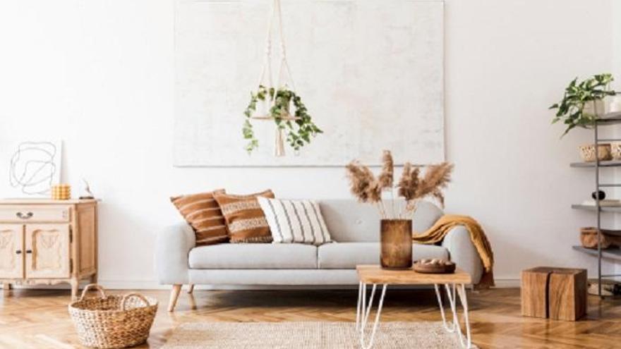 Ideas de decoración para un salón moderno