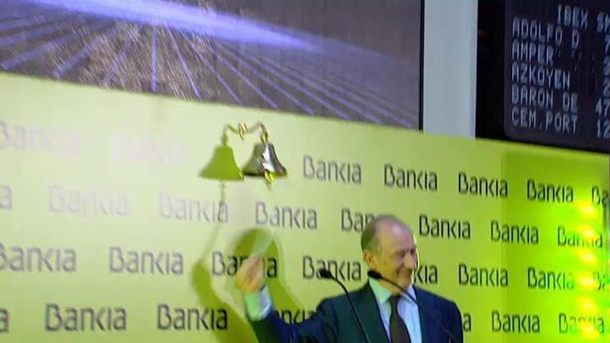 La Audiencia Nacional abre juicio oral a Rato y Olivas por la salida a Bolsa de Bankia
