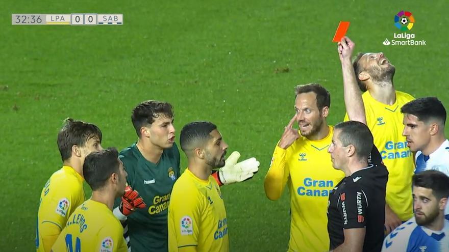 Vídeos del Gol, VAR y resumen del partido UD Las Palmas 0 - CE Sabadell 1