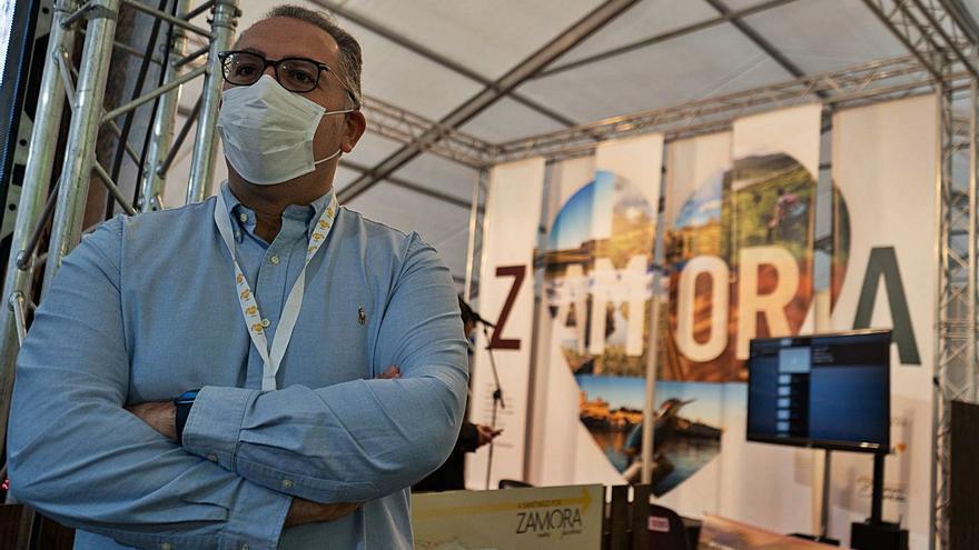 """Prada demanda que los ayuntamientos """"se impliquen"""" en el desarrollo del turismo en Zamora"""