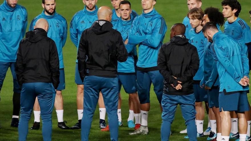 El Madrid busca sellar el pase ante el modesto Apoel