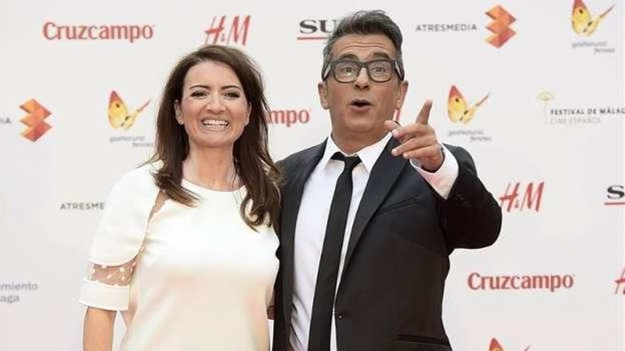 Buenafuente y Silvia Abril, nuevo alegato al humor