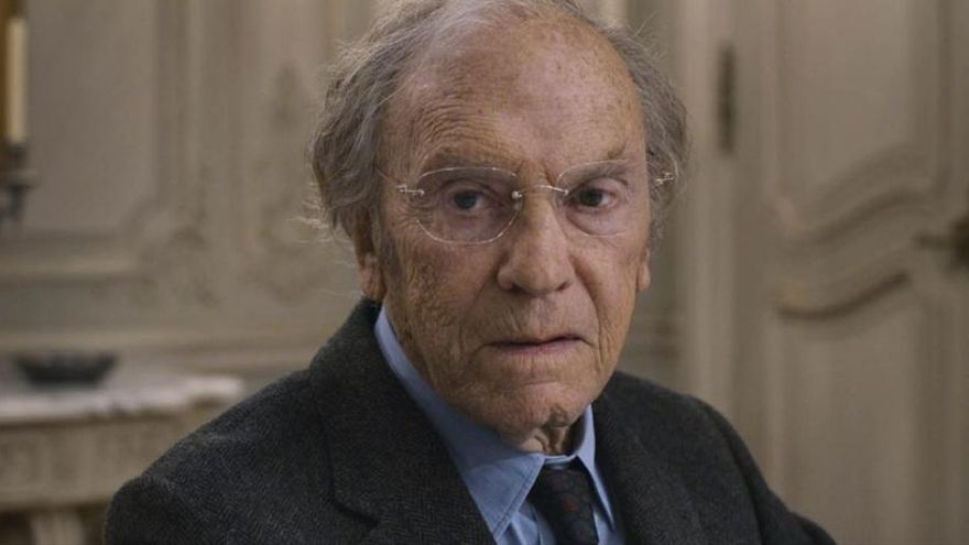 Jean-Louis Trintignant se retira del cine con 87 años y vencido por el cáncer