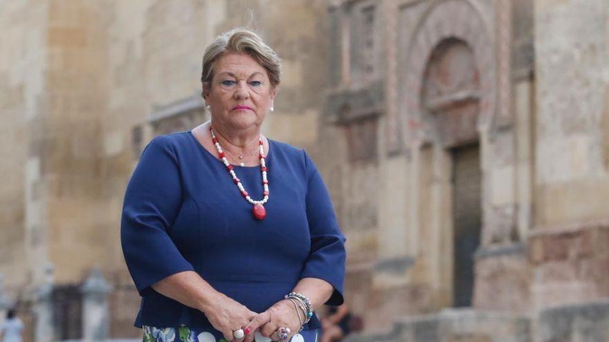 """Olga Caballero, sobre las procesiones: """"Si tenemos un poco de suerte será diferente el año que viene"""""""