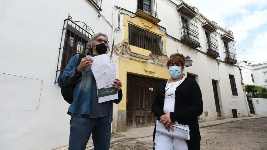 """""""El casco histórico de Córdoba se cae. Está en ruina absoluta"""", denuncian asociaciones de vecinos"""