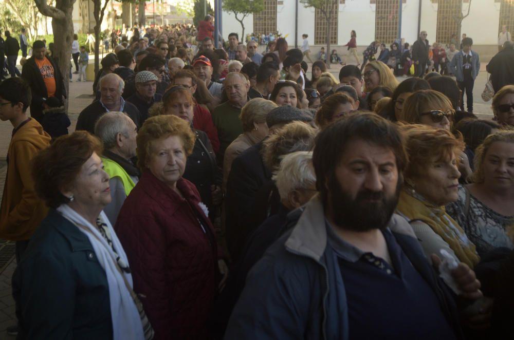 Homenaje al pastel de carne en Murcia