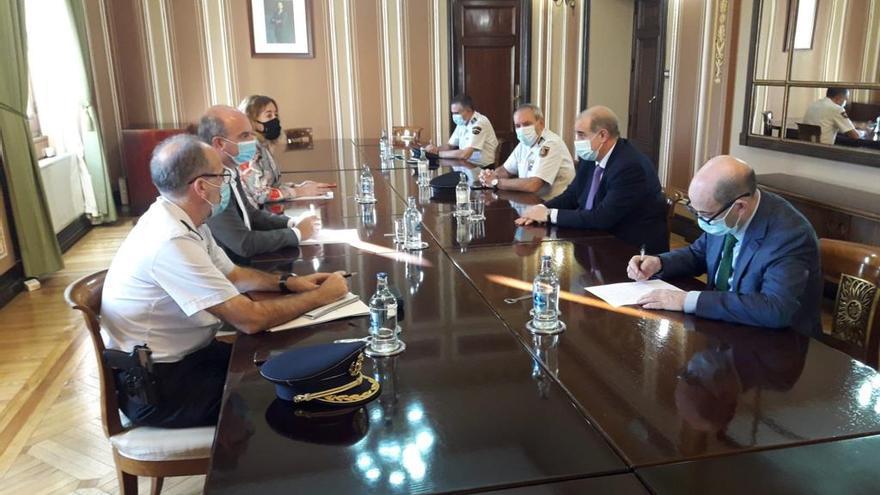 La Delegación no provocó el incidente de Arguineguín, que no se va a repetir