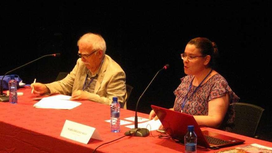 Elio Masferrar Kan diserta sobre antropología y religiones