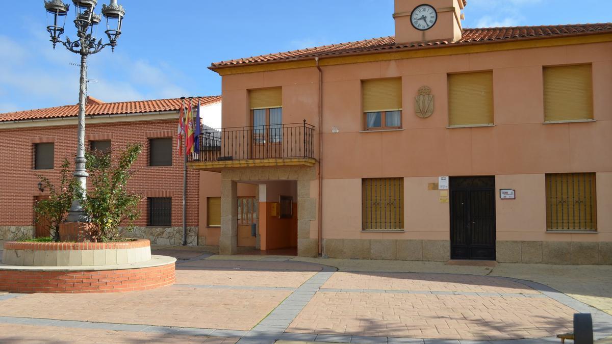 Ayuntamiento de Pobladura del Valle. / E. P.