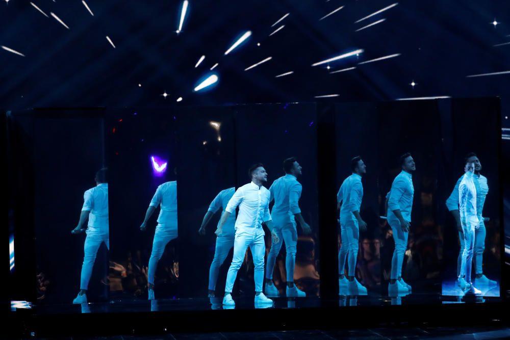 Actuación de Rusia en Eurovisión 2019
