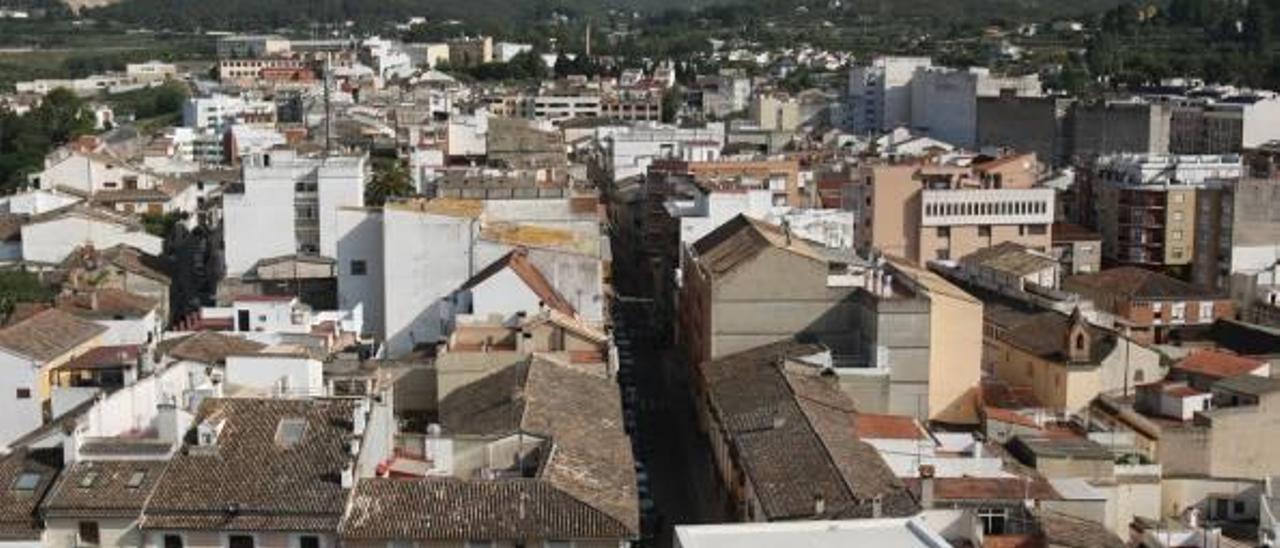 Catastro aflora 550 obras sin declarar solo en l'Alcúdia de Crespins y Albaida