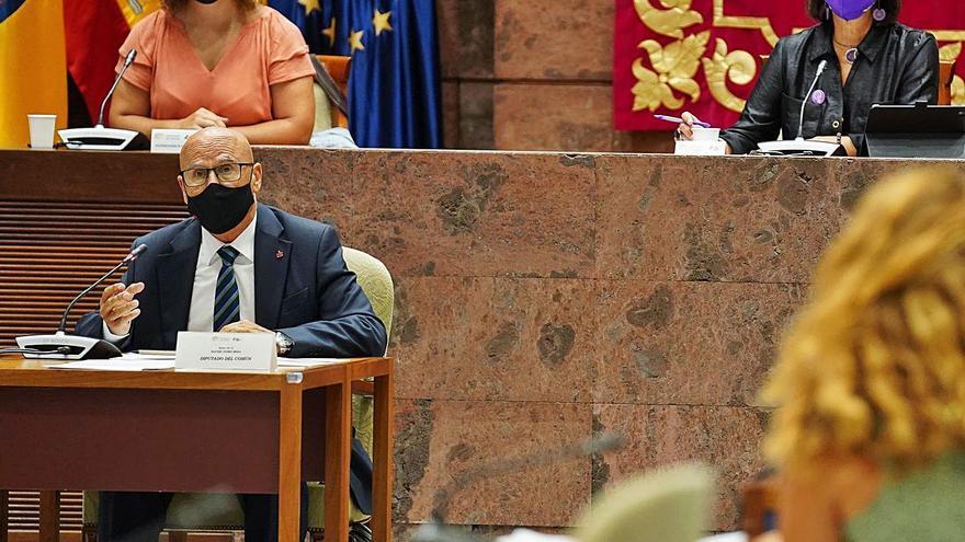El Parlamento canario reclama más control a las residencias de mayores