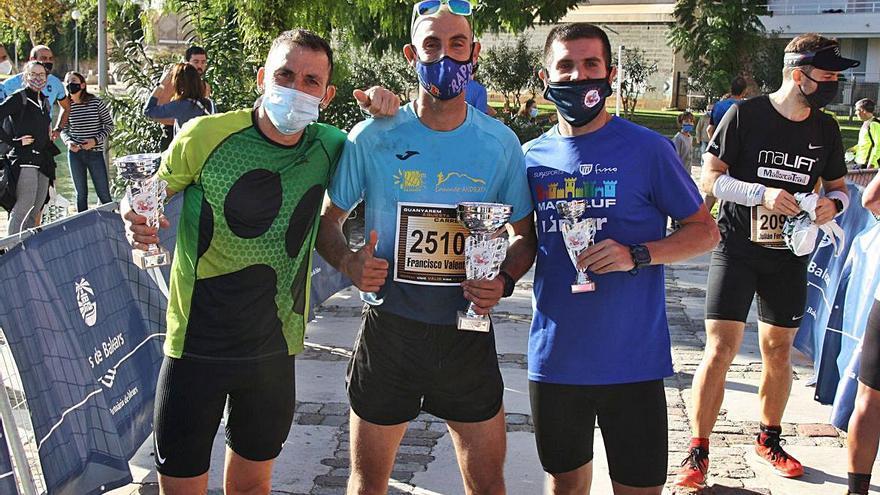 Francisco Valent y Malen Barceló son los más rápidos en el Trail Can Barbarà