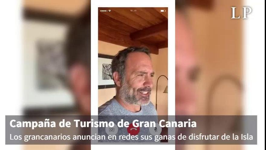 Campaña Turismo de Gran Canaria