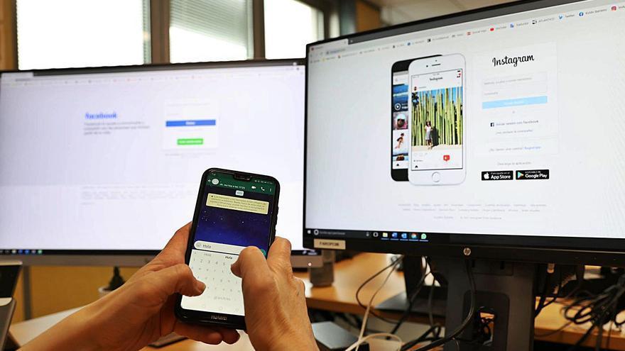 Los convenios de divorcio en Vigo ya incluyen vetos a las fotos de los hijos en redes sociales