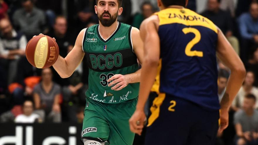 Josep Franch, el quart fitxatge del Bàsquet Girona