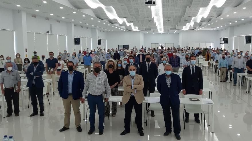 Dcoop factura 907 millones de euros en el año de la pandemia e impulsa nuevos proyectos