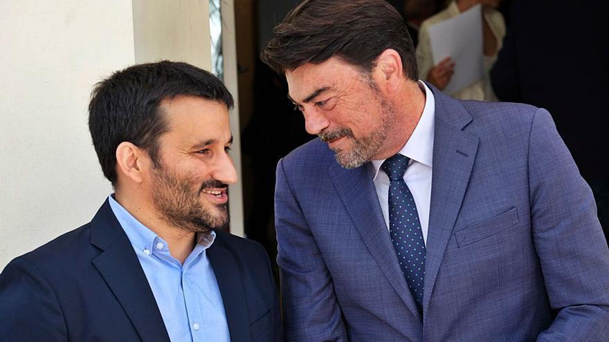 Barcala se niega a vender a Marzà el Teatro Principal y ahora le pide ayuda para acoger una sede del Hermitage