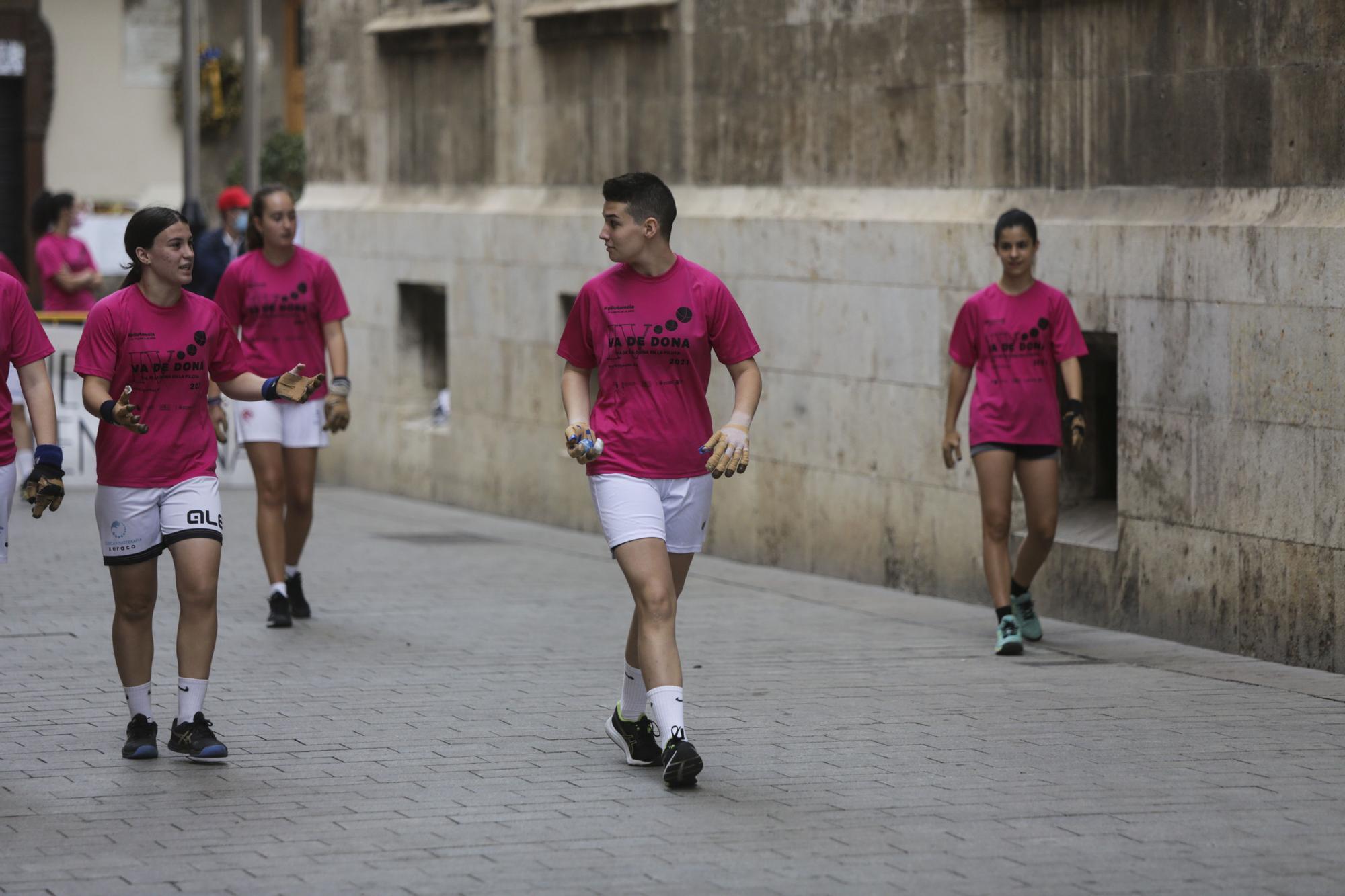 'Va de dona' en València