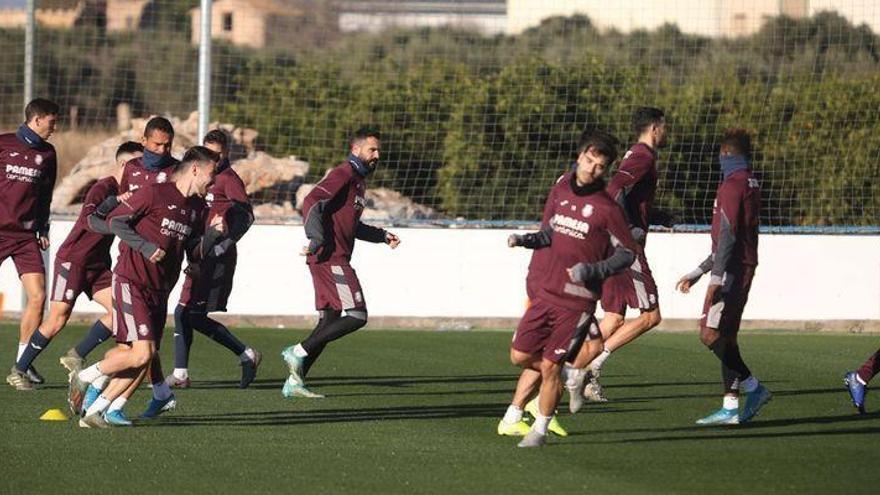 Alberto Moreno, novedad en la convocatoria del Villarreal ante la Real