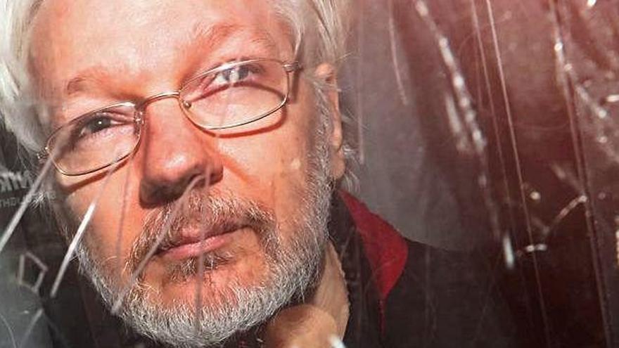 Assange refusa de nou el seu lliurament als Estats Units
