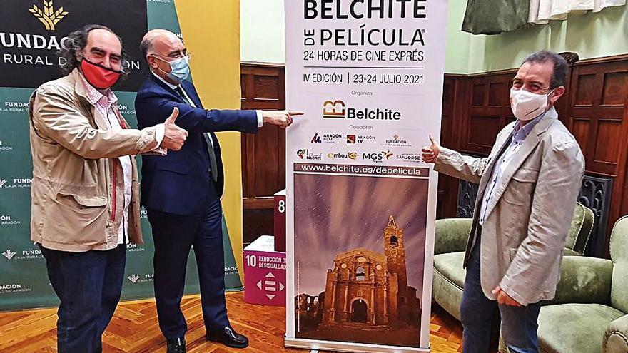 Todo a punto para celebrar el concurso 'Belchite de película'