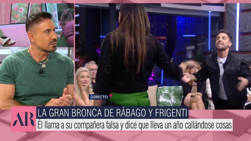 Miguel Ángel Nicolás aclara los motivos del 'despido' de Miguel Frigenti de 'Ya es mediodía'